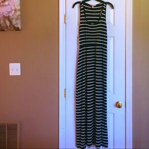 COPY - Forever 21 Cute Maxi Summer Dress. Medium …